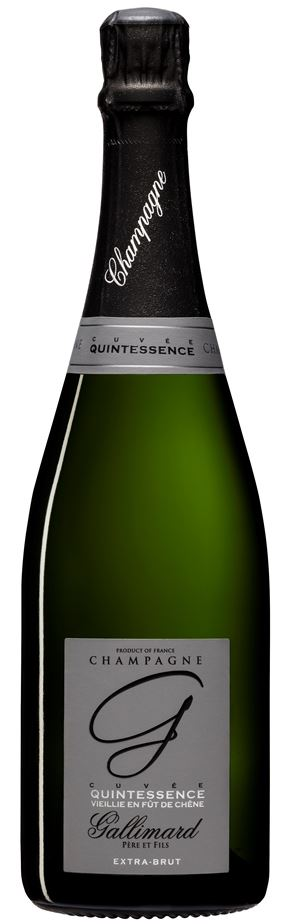 "Gallimard Champagne AOC Extra brut ""Cuvee Quintessence"""